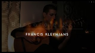 🎸 Bruno Ferreira plays Barcarole by Kleynjans