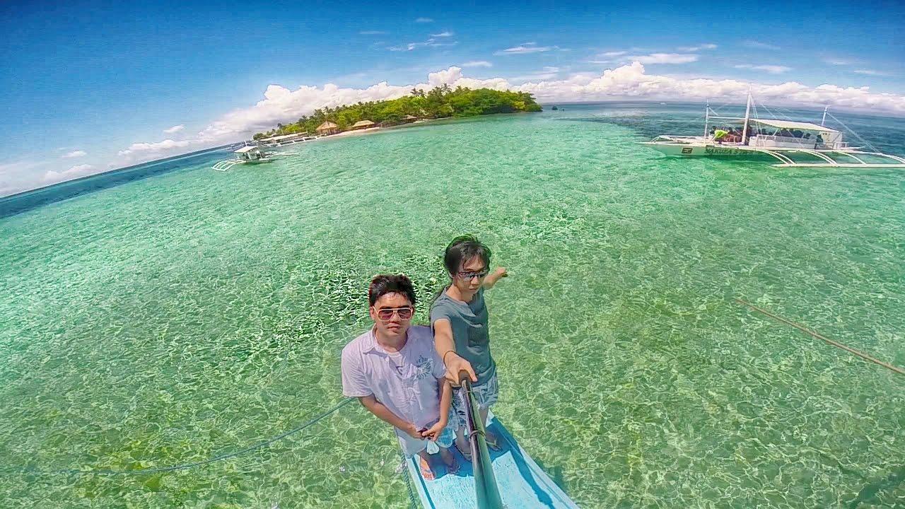 gopro adventure cebu island hopping youtube