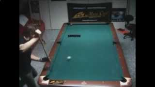 Unbelievable Pool and Billiards Trick Shots