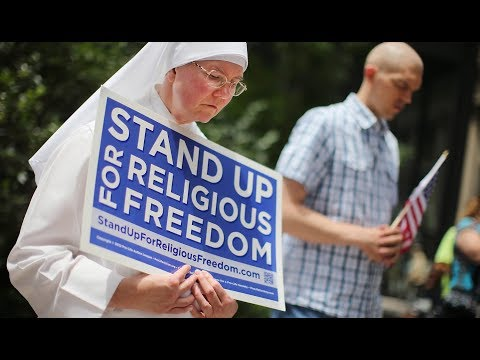 "Brian McCall ""Error of Religious Freedom"""