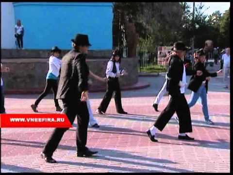 В Челябинске вспомнили Майкла Джексона