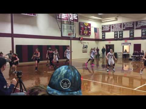 Prout vs Exeter West Greenwich
