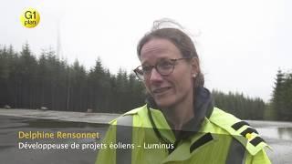 G1Plan - Éoliennes en forêt
