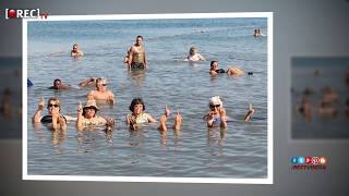 Popular Mysteries - The Dead Sea is Drying Out - Telugu Mystery Videos