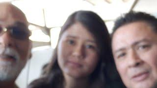 Con David y Marisol