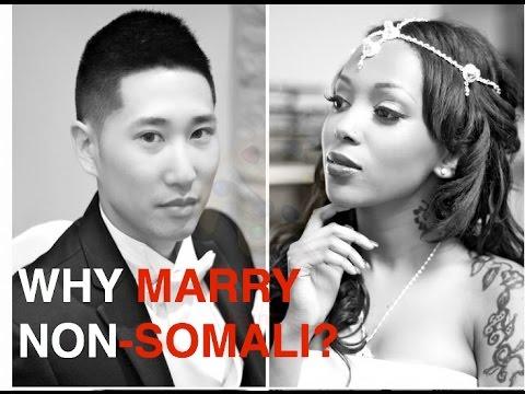 Somali girl dating white guy