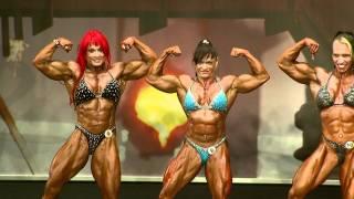 FIBO Power Pro 2011 -  IFBB Pro Finale, Bodybuilding Frauen, Vergleiche 2, Best Body Nutrition