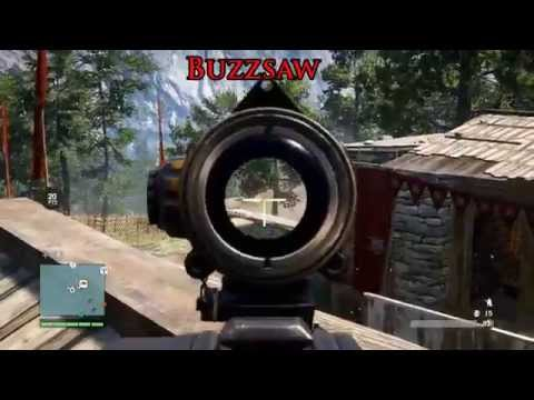 Far Cry 4 - All Signature Weapons