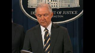 DOJ Details 'Largest Health Care Fraud Takedown' Free HD Video