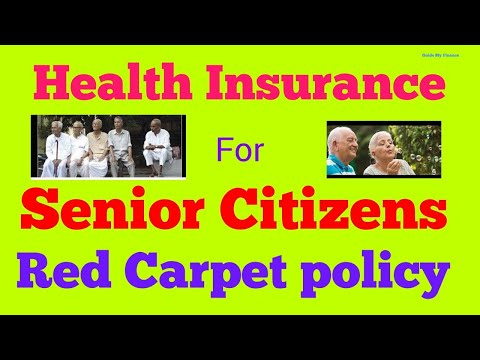 Star Health Senior Citizen Red Carpet Health Insurance Policy Review | Senior Citizen Health Plan