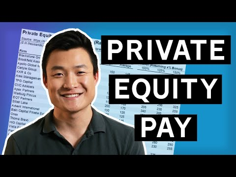 Private Equity Salary (WAY More $ than Bankers)