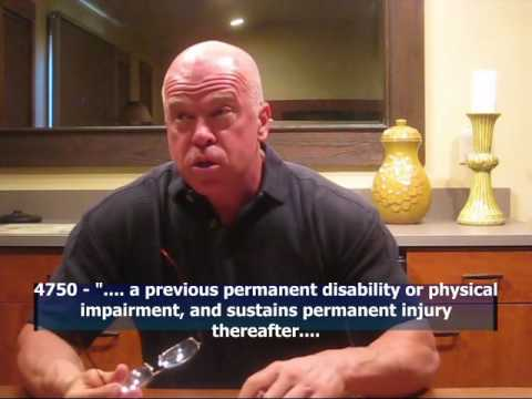 The Apportionment Black Belt - Session 1  Perry J. Carpenter DC QME, www.ezqmeceu.com