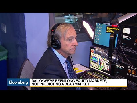 Ray Dalio Says Bridgewater Is Long Equity Markets