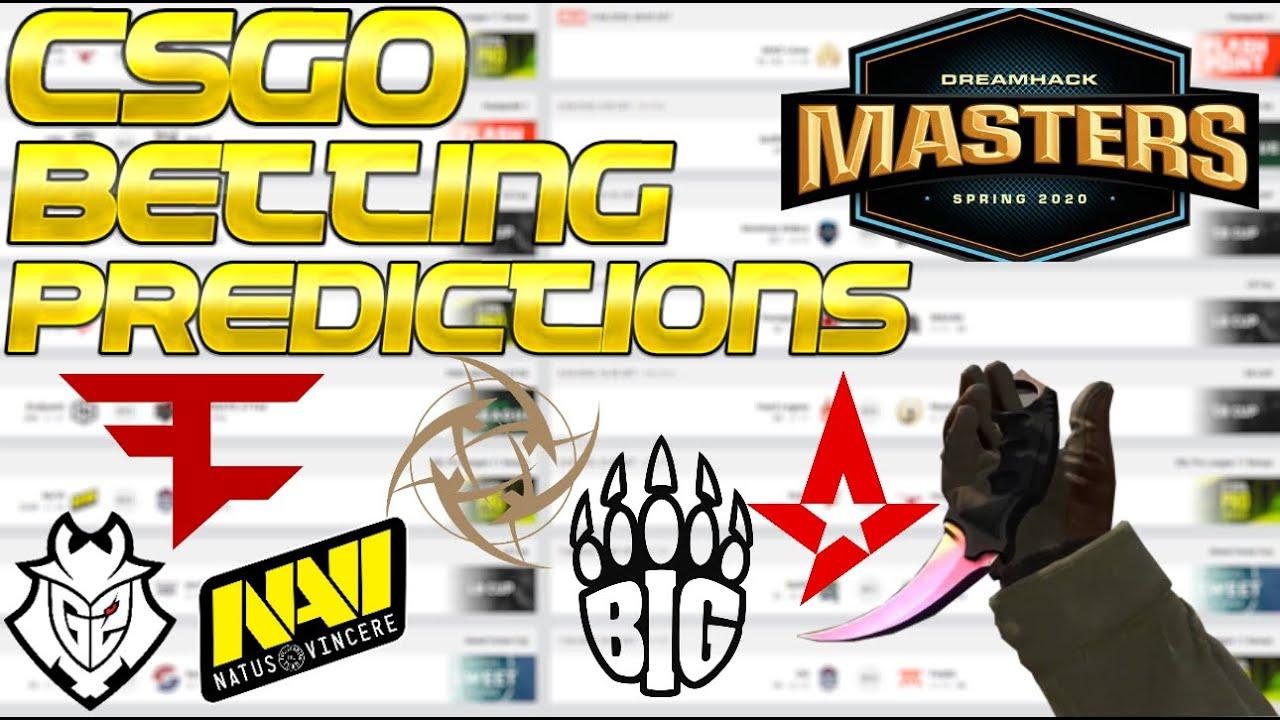 Csgo betting predictions youtube movies cris betting