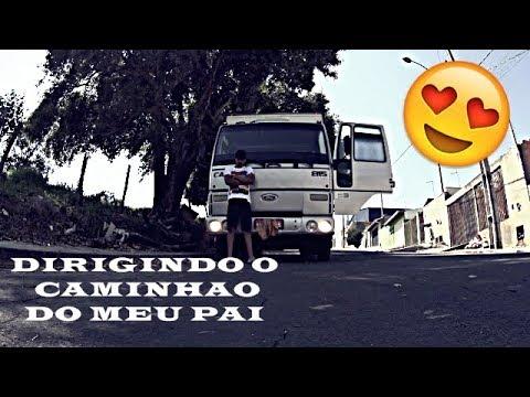 Role Com o Caminhão Do Meu Pai ! /FORD CARGO 815 ‹ André Santos ›