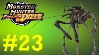 Monster Hunter Freedom Unite - Online Quests -- Part 23: Shen Gaoren Again