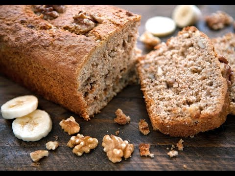Banana Walnut Bread  **Best Recipe EVER**