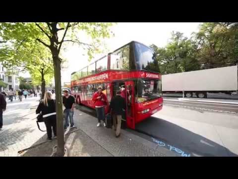 Sightseeing in Berlin - Hop-on Hop-off Tour (Sightseeing Highlights)