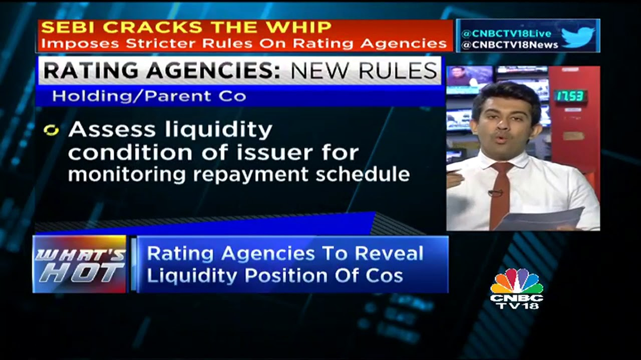 Stricter Rules For Rating Agencies