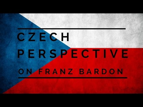 A Czech Perspective on Franz Bardon