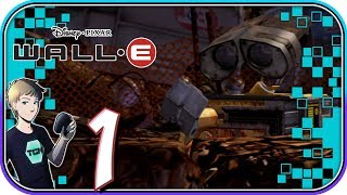 WALL-E PS3 - Part 1: THIS IS AMAZING!