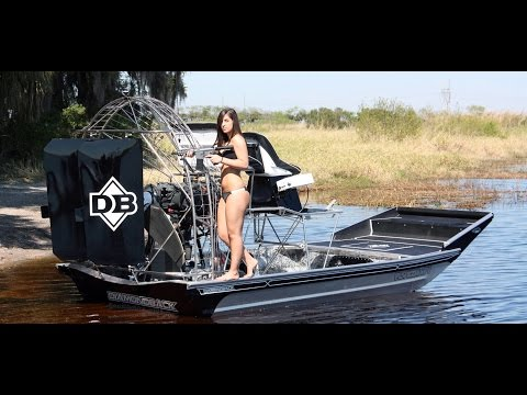 Hunting Boat Teaser - Diamondback Airboats - YouTube