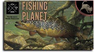 [Fishing Planet] Episode 6 - Falcon Lake, Oregon