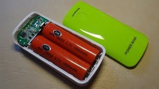 Аккумулятор Power Bank, посылка из Китая(, 2014-05-05T05:25:57.000Z)