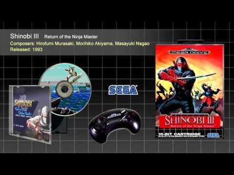 3 master ninja the download of return soundtrack shinobi