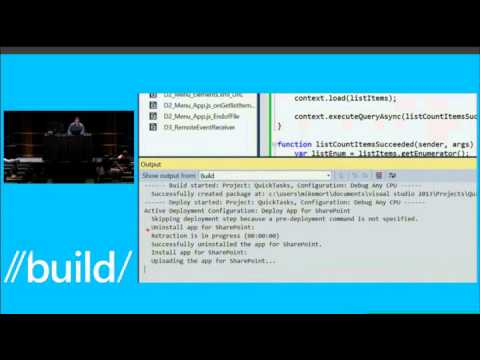 Developing Apps for SharePoint 2013 with Visual Studio 2013