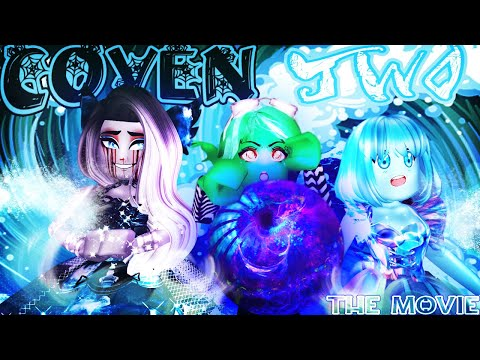 COVEN 2 - Océanne and the Orbe du Vide 🌊   A Roblox Royale High Movie 🎥