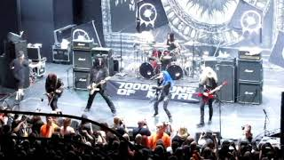 Arch Enemy - Blood on Your Hands (Live) 70000 Tons of Metal 2017