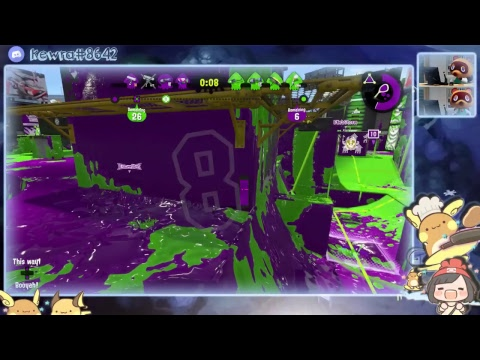 splatoon 2 - x rank things (and more) i guess 9.20.18