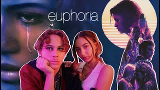 Euphoria Review: Is It The Best Show For Gen Z ?