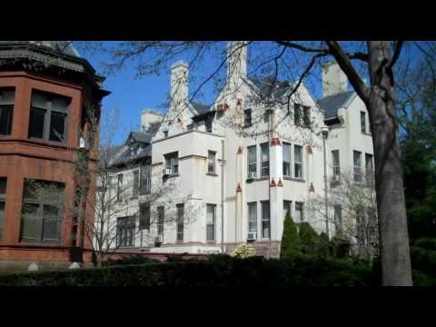 Yale University Campus Tour