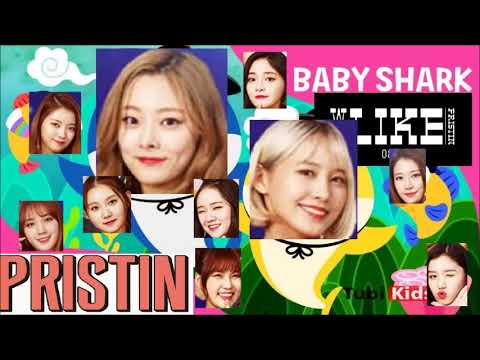 PRISTIN x PINKFONG - We Like Baby Shark Doo Doo Doo Doo