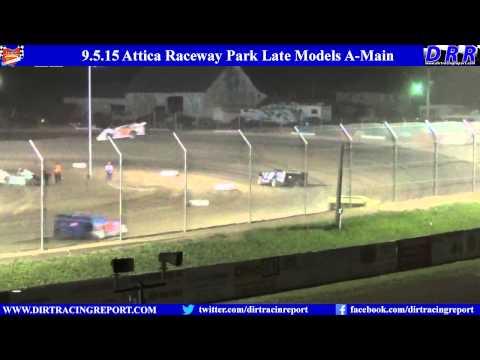 9.5.15 Attica Raceway Park Late Models A-Main