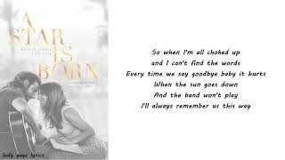 Baixar Lady Gaga - Always Remember Us This Way Lyrics