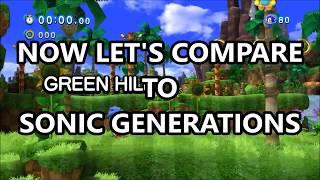 Video SONIC FORCES YOU TO PLAY GREEN HILL ZONE AGAIN download MP3, 3GP, MP4, WEBM, AVI, FLV November 2017