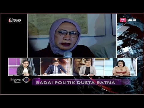 Jubir TKN Jokowi: Penyebar Berita Hoax Ratna Sarumpaet Harus Dilaporkan Polisi - iNews Sore 04/10