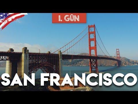 Amerika'da ilk durak: San Francisco