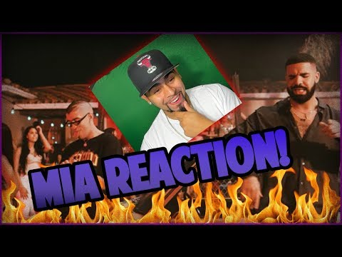 SUPER FUEGO!! Bad Bunny Ft. Drake - Mia REACTION!