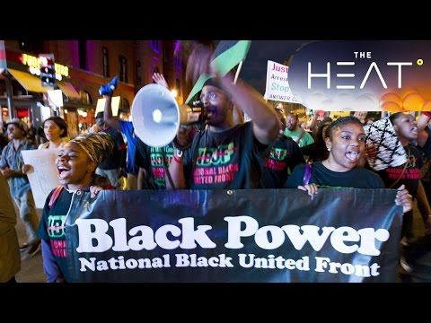 The Heat— U.S. Race Relations 07/21/2016