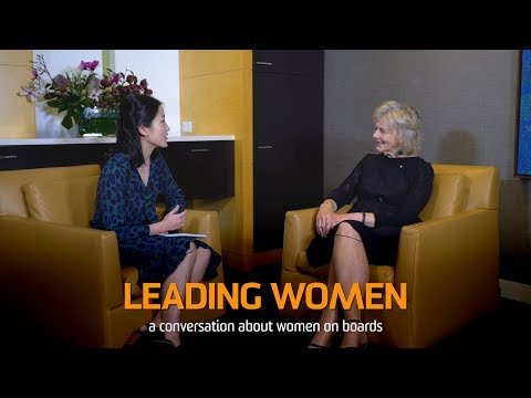 Leading Women: Jillian Broadbent, ASX200 Board Member