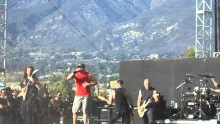 All That Remains Live Set 2015 - Knotfest