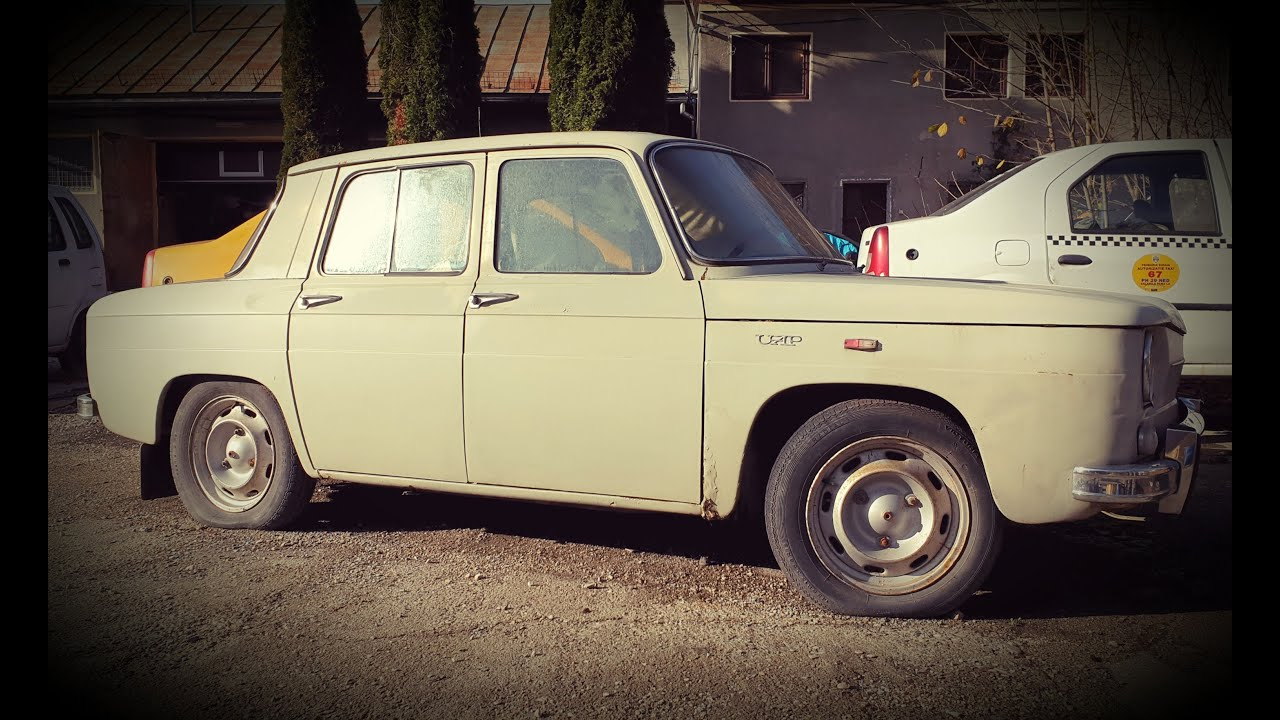 Dacia 1100 Overview