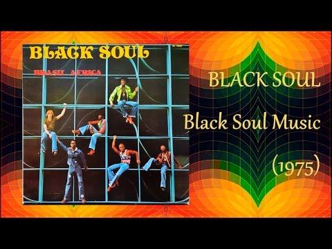 BLACK SOUL - Black Soul Music (1975) French Afro Disco