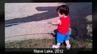 Arcadian With Garden Hose [Slave Lake]