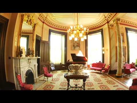 Inside The Missouri Governors Mansion