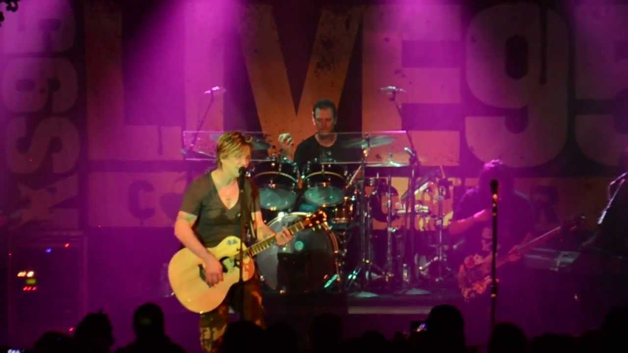 goo goo dolls come to me ks95 39 s live95 performance youtube. Black Bedroom Furniture Sets. Home Design Ideas